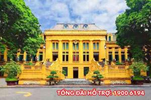 Tòa án nhân dân quận Hai Bà Trưng, Hà Nội